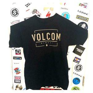 Navy Blue Volcom T-Shirt